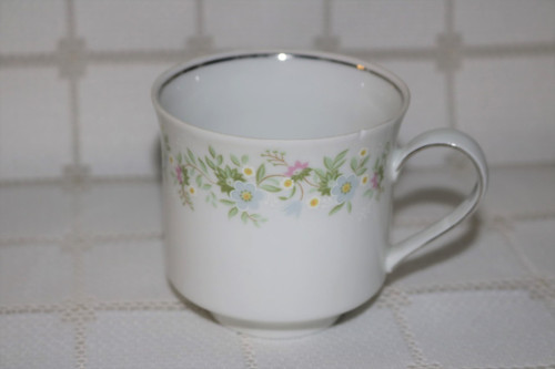 Johann Haviland Forever Spring Coffee Cup
