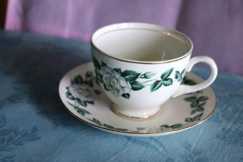 Homer Laughlin Co Nassau Saucer
