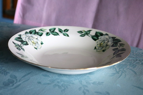 Homer Laughlin Co Nassau Soup Bowl