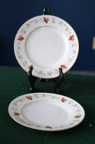 Yamaka China September Song Bread & Butter Plate