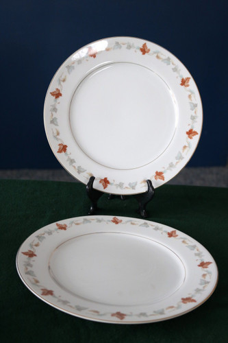 Yamaka China September Song Dinner Plate