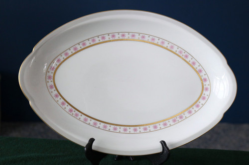 Meito China Manor Oval Serving Platter