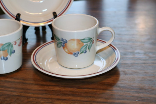 Corelle Corning Abundance Fruit Coffee Cup
