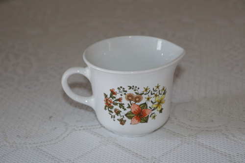 Corelle Corning Indian Summer Creamer