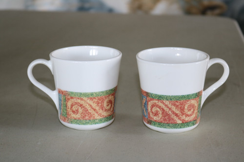 Corelle Corning Sand Art Coffee Cup