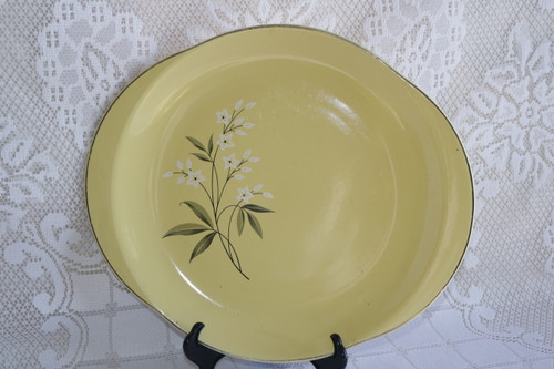 W.S. George Oval Serving Platter