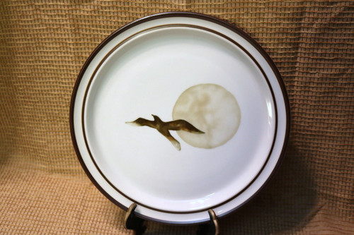 Noritake Moon Flight Dinner Plate
