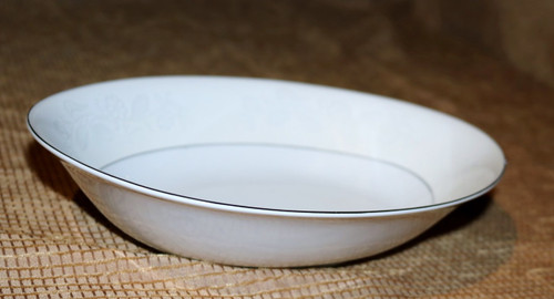 Regal China Puritan Oval Vegetable Serving Bowl
