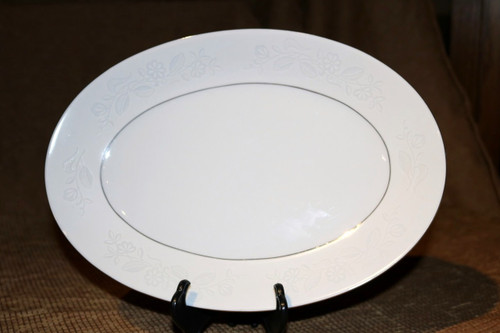 Regal China Puritan Oval Serving Platter