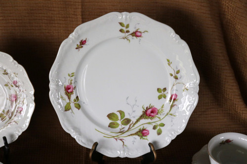 Royal Heidelberg Rose Brier Dinner Plate