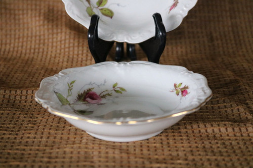 Royal Heidelberg Rose Brier Berry Bowl