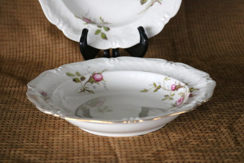Royal Heidelberg Rose Brier Soup Bowl
