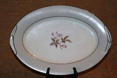 Noritake 5447 Oval Serving Platter