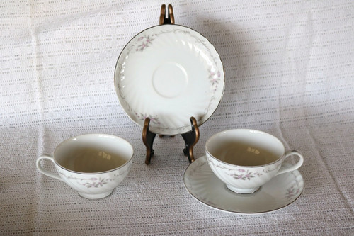 Gold Standard Genuine Porcelain China Saucer