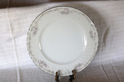 Gold Standard Genuine Porcelain China Salad Plate