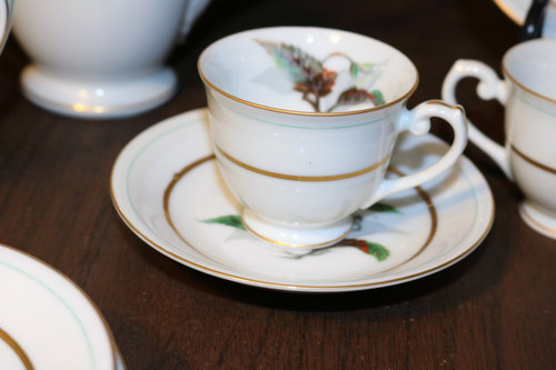 Craftsman China Imperial Demitasse Saucer