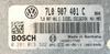 Plug & Play Bosch Engine ECU, VW Touareg 3.0 TDI, 0281013322, 0 281 013 322, 7L0907401C, 7L0 907 401 C