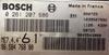 Citroen Berlingo 1.6 16v, 0261207686, 0 261 207 686, 9658476880, 96 584 768 80, ME7.4.4