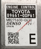 TOYOTA, 89661-0DP61, MB275600-0630, 12V
