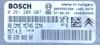 Citroen C2 VTS ECU 0261208907, 0 261 208 907, 96 639 903 80, 9663990380