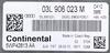 VW, 03L906023M, 03L 906 023 M, 5WP42813AA, DIESEL SIMOS PCR2.1