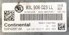 Continental Engine ECU, Skoda, 03L906023LL, 03L 906 023 LL, 5WP42687AA, 5WP42687 AA, DIESEL SIMOS PCR2.1