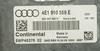 AUDI A8, 4E1910559E, 4E1 910 559 E, 8E0907559H, 8E0 907 559 H, 5WK45376 02, SIMOS 6.23A