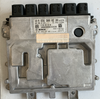 Bosch Engine ECU, Mercedes-Benz, 0281033751, 0 281 033 75, 1039T27110, A6549000200, A 654 900 02 00