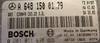 Mercedes-Benz E 280 CDI, 0281011698, 0 281 011 698, A6481500179, A 648 150 01 79, CR3.23, 3.2L, 1039S06713