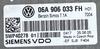 Siemens VDO, Seat Altea 1.6, Simos 7.1A, 06A906033FH, 06A 906 033 FH, 5WP40278 01