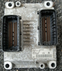 Alfa Romeo 156 1.6, Bosch Engine ECU, 0261207556, 0 261 207 556, ME731HA005