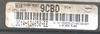 Visteon Engine ECU, FORD Transit, 3C1A-12A650-EE, 9CBD, DPC-806