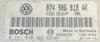 Plug & Play Bosch Engine ECU, VW Transporter/Multivan T4 2.5 TDI, 0281010462, 0 281 010 462, 074906018AK, 074 906 018 AK, EDC15VM+