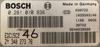 Bosch Engine ECU, HDI, 0281010936, 0 281 010 936, 3402737880, 34 027 378 80, EDC15C2