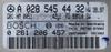 MERCEDES-BENZ, 0261206457, 0 261 206 45, A0285454432, A 028 545 44 32