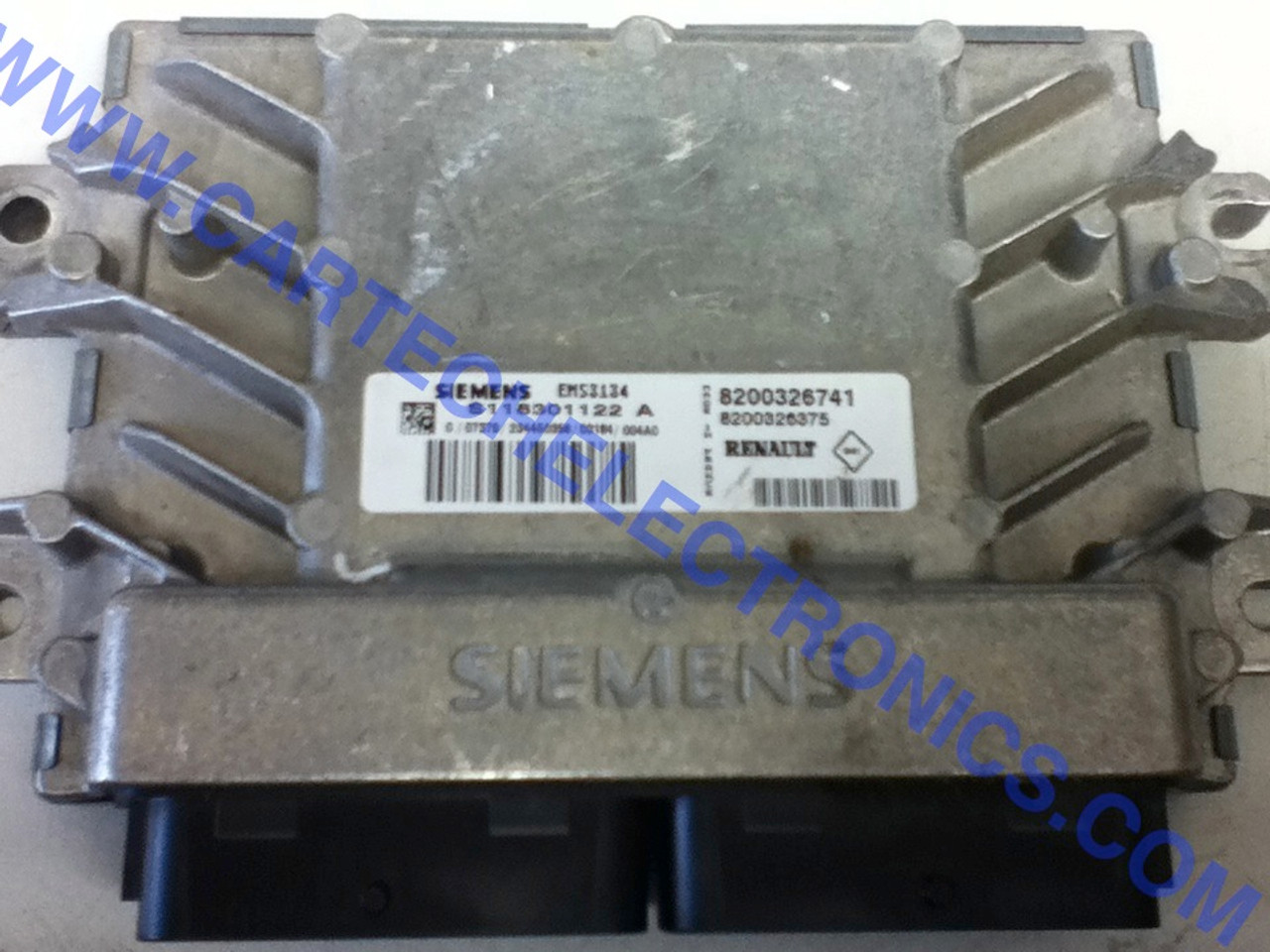 Renault Clio 2.0 RS  S118301122 A  8200326375  8200326741  EMS3134
