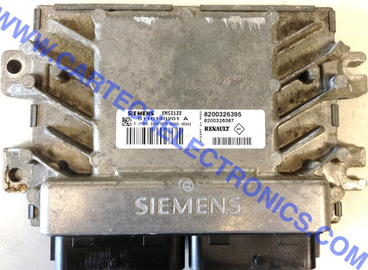 Siemens S110140201 A 8200326395 8200326387 EMS 3132