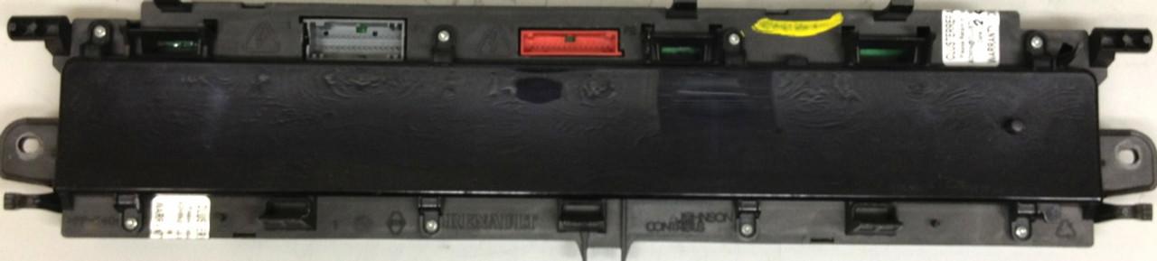Renault Instrument cluster digital dash display panel Grand Scenic megane 2 189K