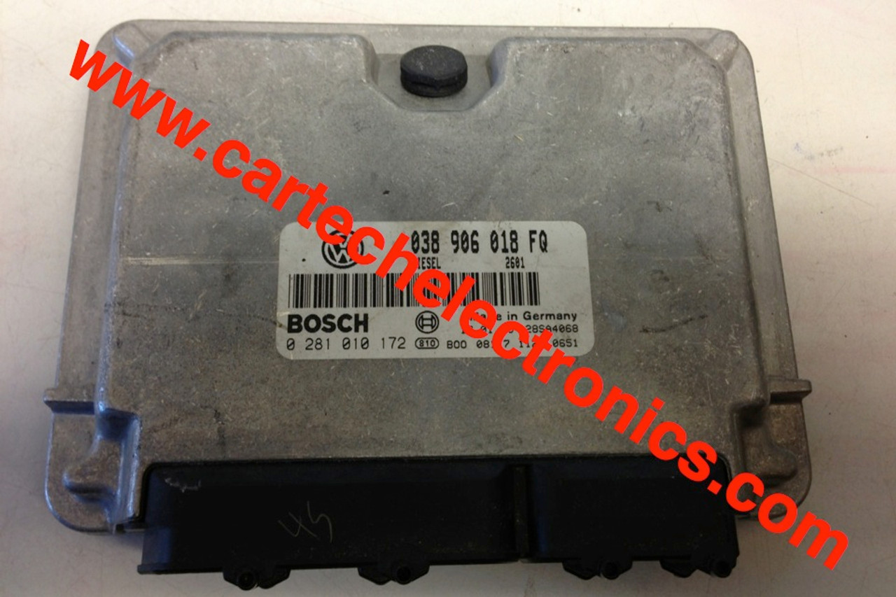 Plug & Play Engine ECU 0281010172 0 281 010 172 038906018FQ 038 906 018 FQ