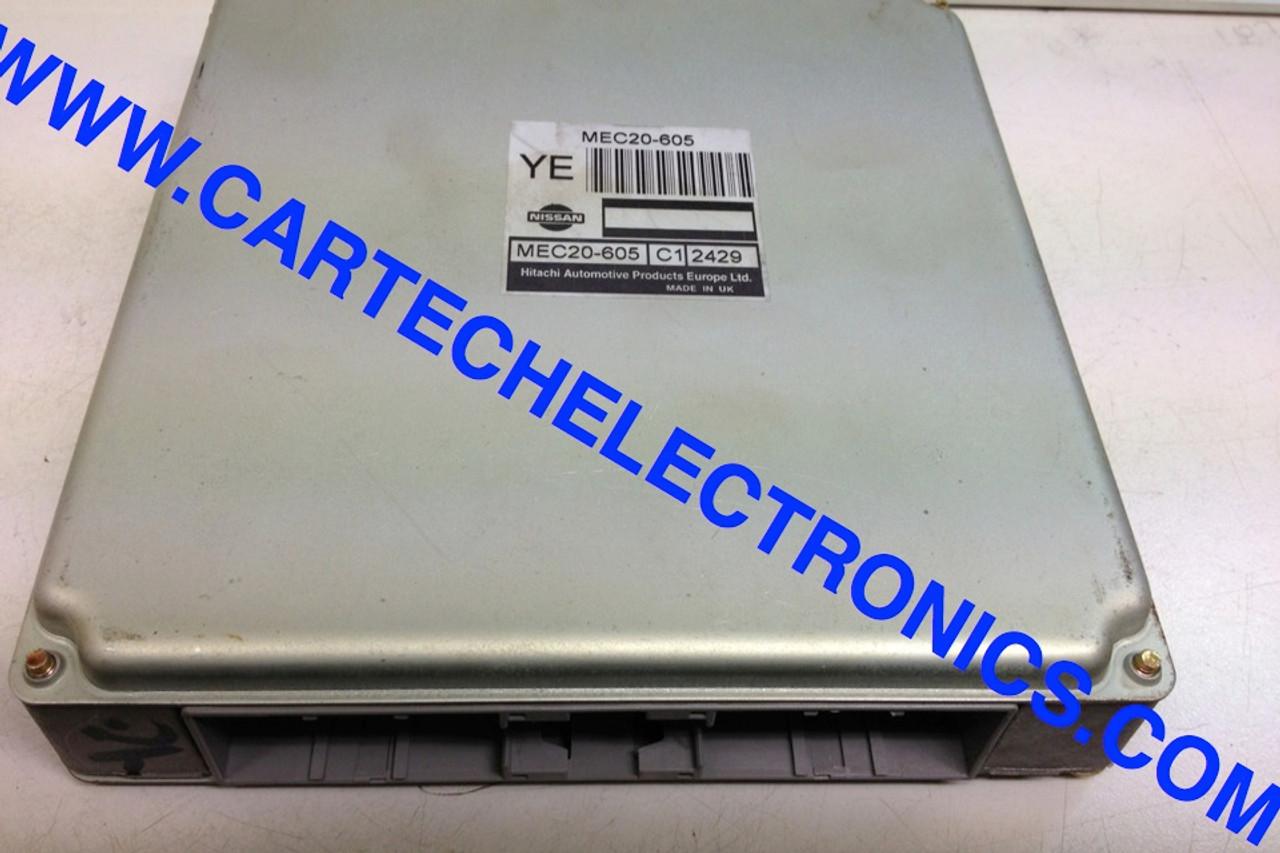 Plug & Play Nissan Engine ECU MEC20-605 C1 2429 YE