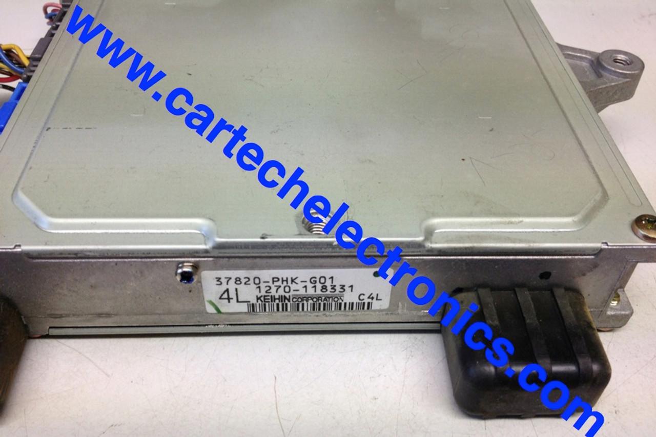 Plug & Play Keihin ECU, Honda CR-V 2.0L, 37820-PHK-G01, 4L