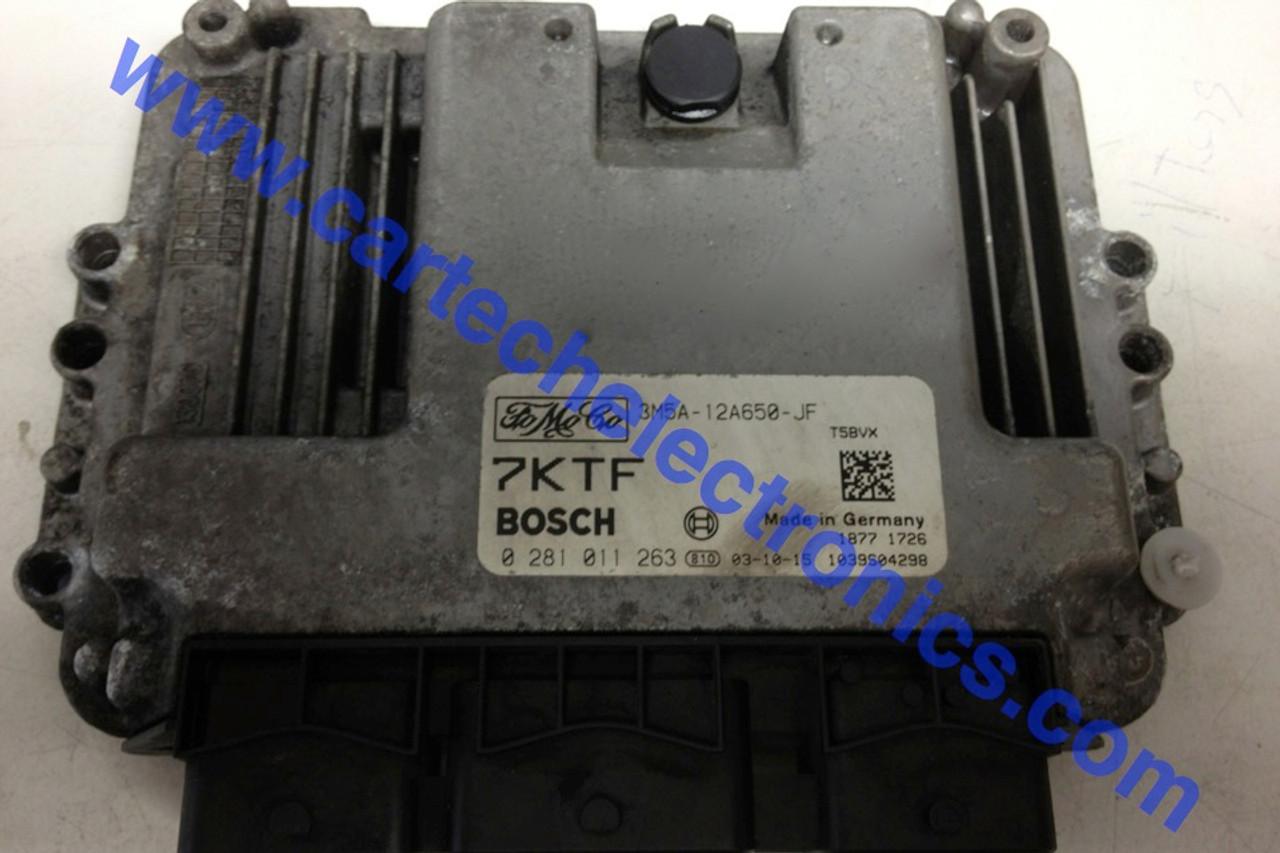 Ford TDCI  0281011263  0 281 011 263  3M5A-12A650-JF  7KTF