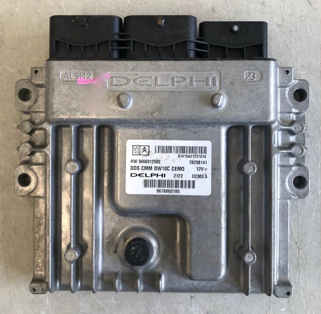 HDI Delphi  HW 9666912580  28298141  9676860180  DCM3.5