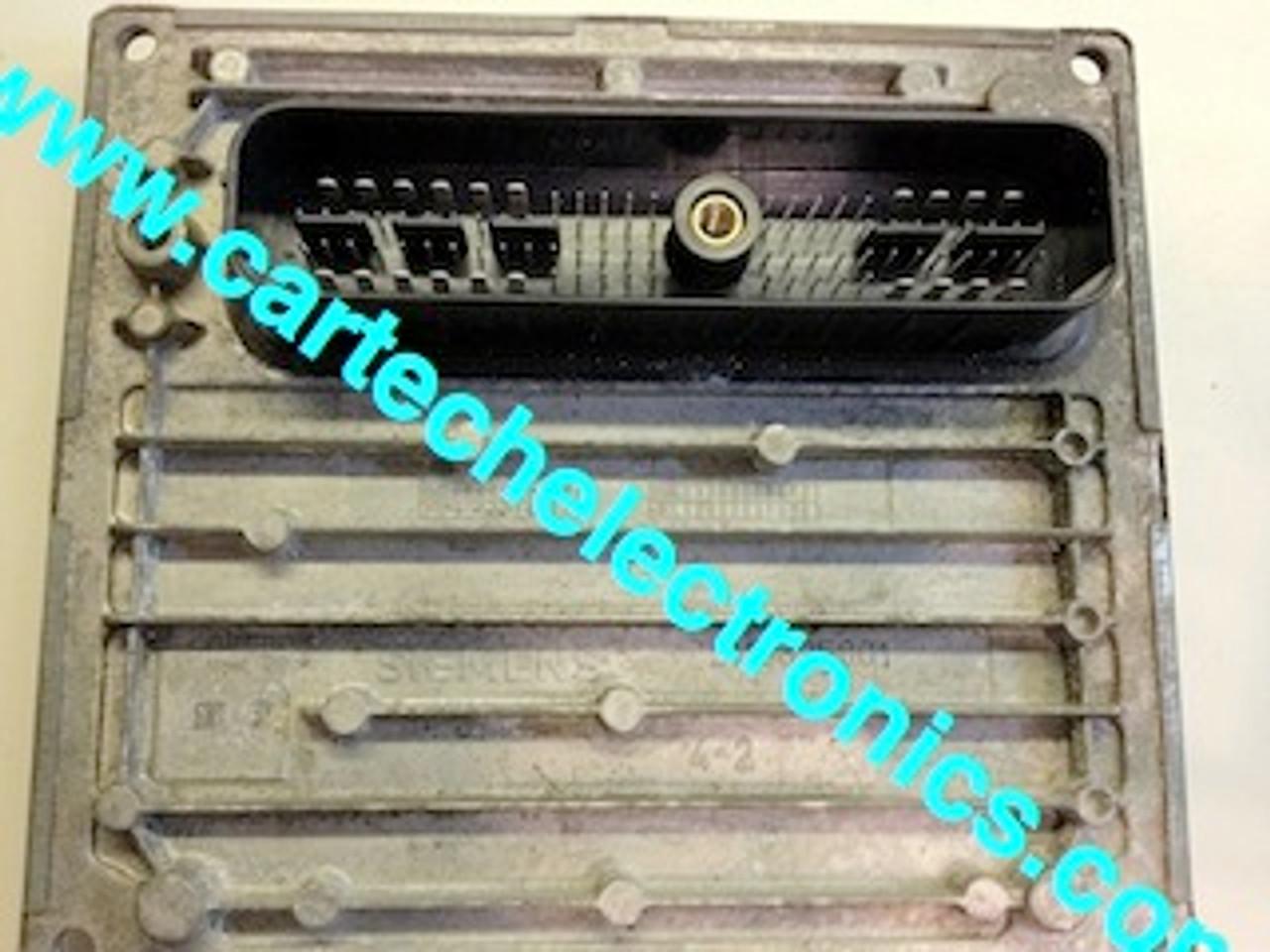 Plug & Play Engine ECU Siemens 4S61-12A650-NA S120977013 A SIM210
