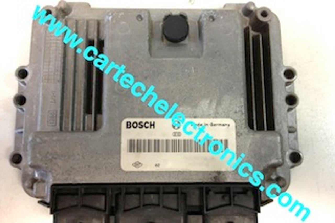 Renault Engine ECU, 0281011647, 0 281 011 647