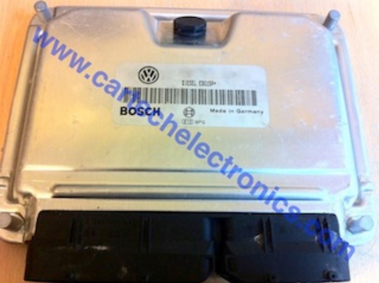 VW Sharan, Ford Galaxy 1.9 TDI, 0281011144, 0281 011 144, 038906019LQ, 038 906 019 LQ, EDC15P+