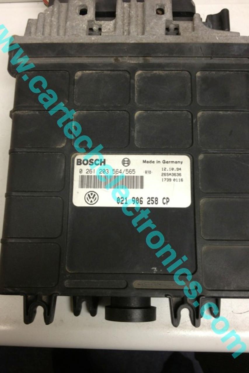 Plug & Play Engine ECU 0261203564/565 0 261 203 564 565 021906258CP 021 906 258 CP