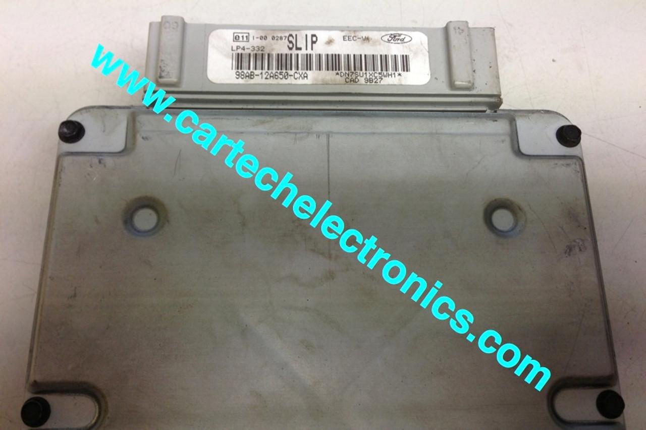 98AB-12A650-CXA, SLIP, LP4-332