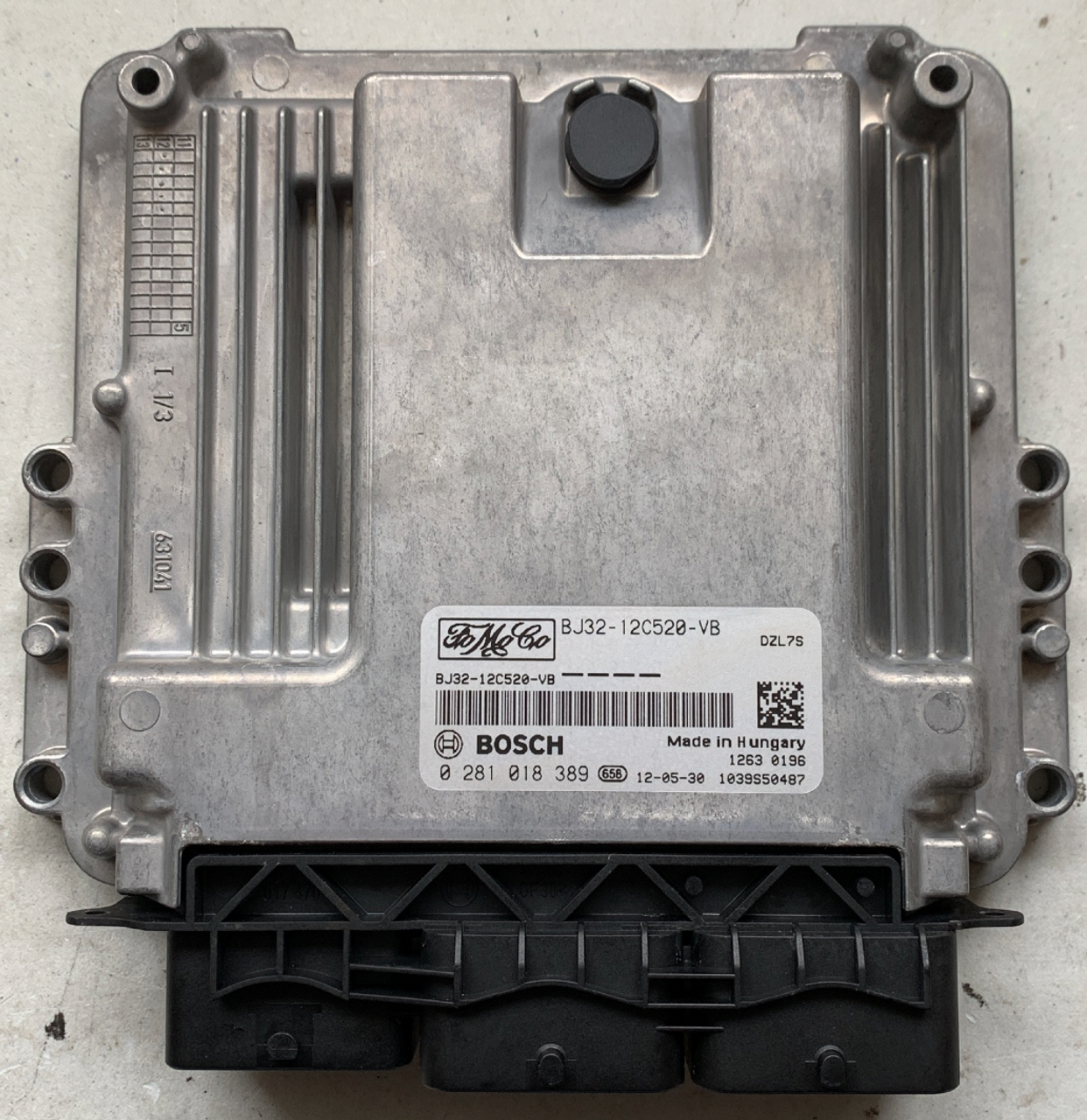 Plug & Play Bosch Engine ECU, Range Rover Evoque 2 2, 0281018389, 0 281 018  389, BJ32-12C520-VB