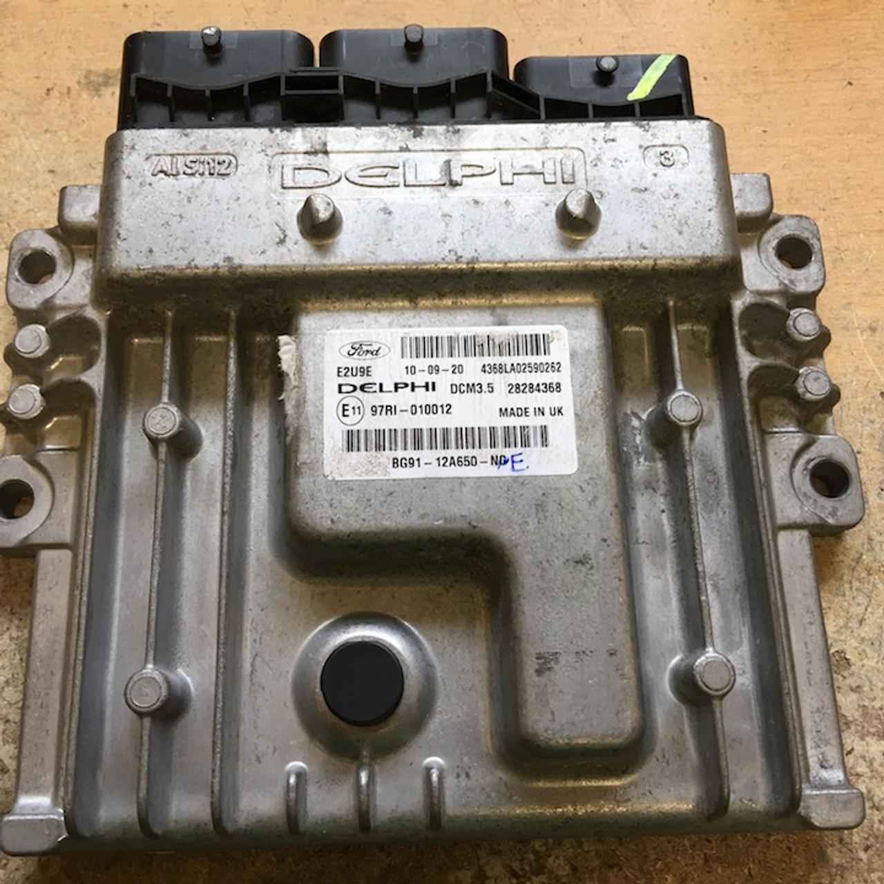 Plug & Play Delphi Engine ECU, Ford Diesel, BG91-12A650-ND, DCM3.5